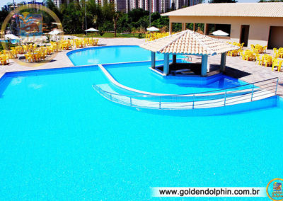 A Linda Noiva - Viagens piscina
