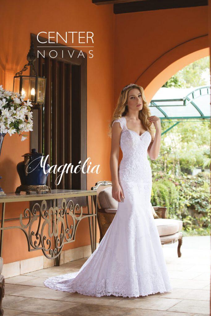 A Linda Noiva Contagem – Coleção Magnólia 2018 – MG005