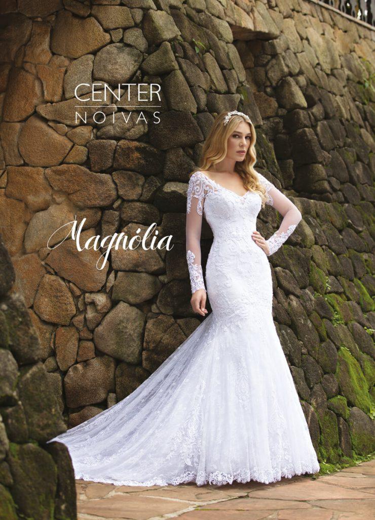 A Linda Noiva Contagem – Coleção Magnólia 2018 – MG011