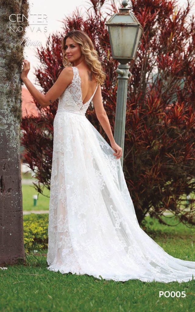 A Linda Noiva Coleção Peônia 2019 – Vestido de Noiva PO005 A