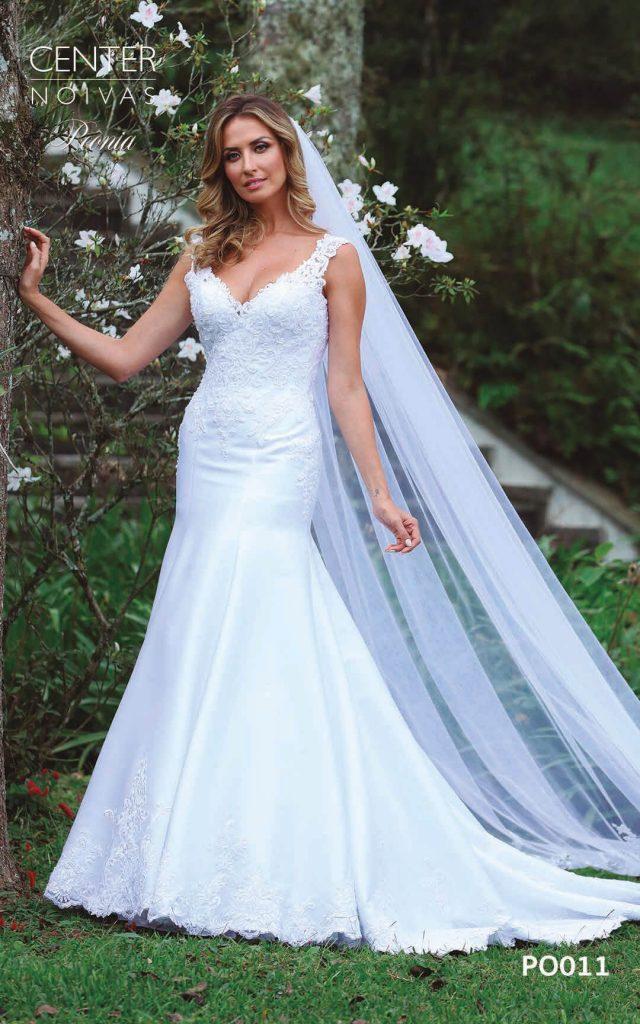 A Linda Noiva Coleção Peônia 2019 – Vestido de Noiva PO011 B