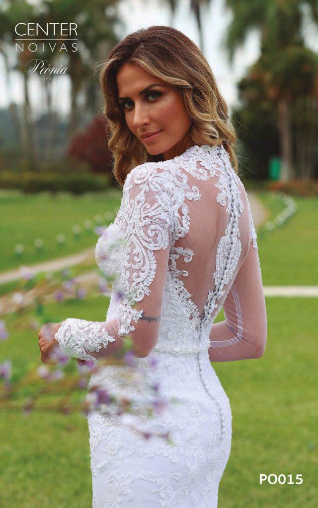 A Linda Noiva Coleção Peônia 2019 – Vestido de Noiva PO015 A
