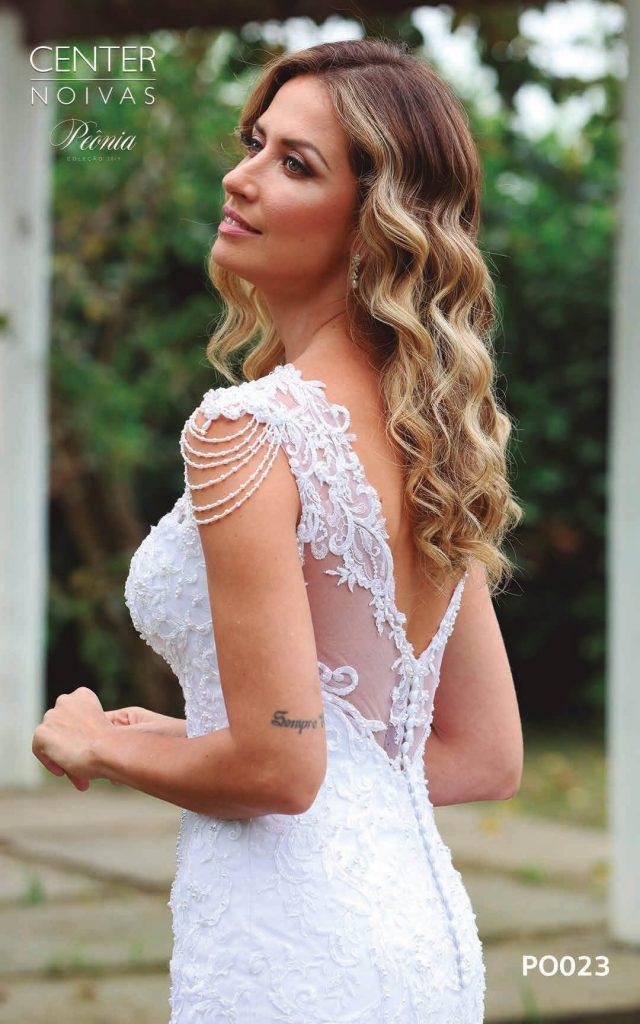A Linda Noiva Coleção Peônia 2019 – Vestido de Noiva PO023 A